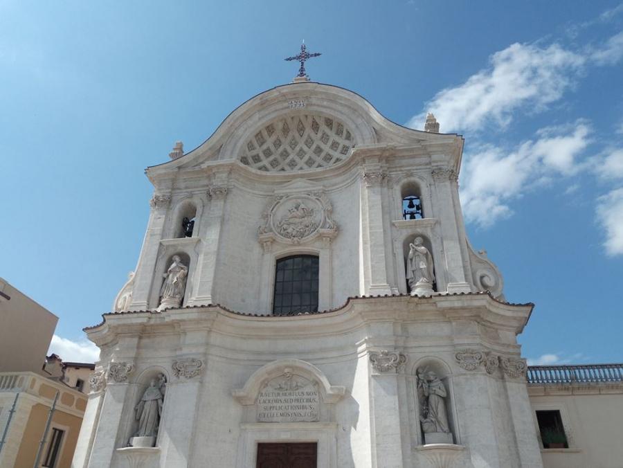 Chiesa di Santa Maria del Suffragio (Chiesa delle Anime Sante)